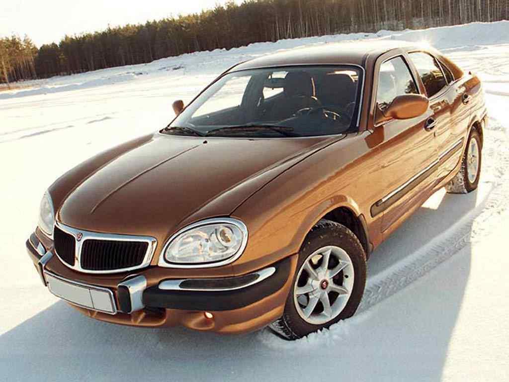 ГАЗ-3111 «Волга»