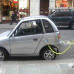 В Германии вводят в эксплуатацию электромобили