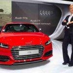 Новинки Audi