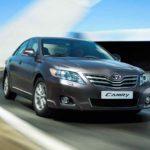 Toyota Camry — автомобиль мечта
