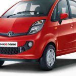 Tata Nano небольшой автомобиль