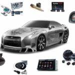 Автомобильная электроника, основные ее типы