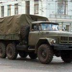 Грузовик Зил-131