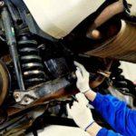 Обслуживание и ремонт подвески легкового автомобиля