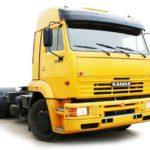 Грузовой КамАЗ 5320