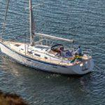 Круизная яхта HR 412