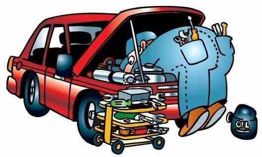 Ремонт и эксплуатация авто