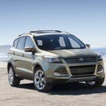 Внедорожник Ford Escape