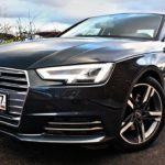 Обзор Audi A4.