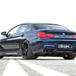 Самый мощный BMW M6 Gran Coupe
