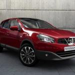 В России Nissan Qashqai +2